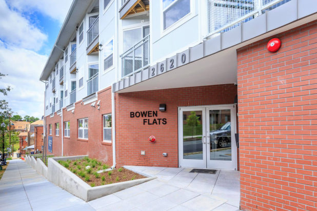 Bowen Flats<br>Anacostia, DC